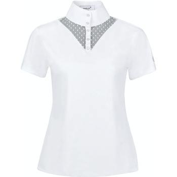 vaatteet Naiset Lyhythihainen t-paita Dublin  White