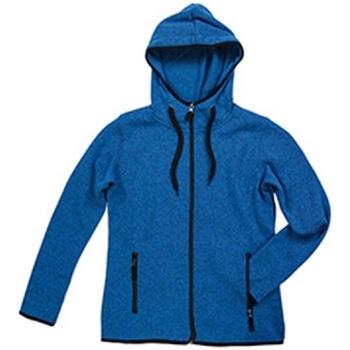 vaatteet Naiset Takit Stedman  Blue Melange