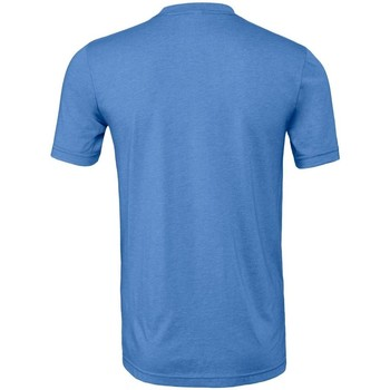 vaatteet T-paidat & Poolot Bella + Canvas CA3001CVC Blue