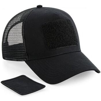Asusteet / tarvikkeet Lippalakit Beechfield B641 Black