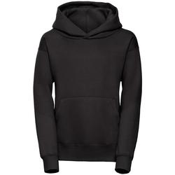 vaatteet Miehet Svetari Jerzees Schoolgear R265B Black