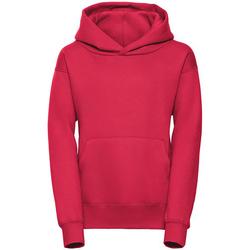 vaatteet Naiset Svetari Jerzees Schoolgear R265B Red