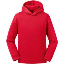 vaatteet Miehet Svetari Jerzees Schoolgear R266B Red