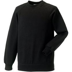 vaatteet Lapset Neulepusero Jerzees Schoolgear R271B Black