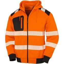 vaatteet Miehet Svetari Result Genuine Recycled R503X Fluorescent Orange