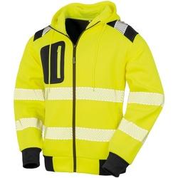 vaatteet Miehet Svetari Result Genuine Recycled R503X Fluorescent Yellow