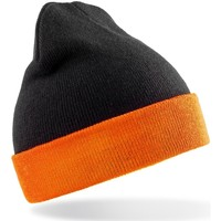 Asusteet / tarvikkeet Pipot Result Genuine Recycled RC930X Black/Orange