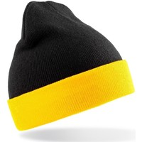 Asusteet / tarvikkeet Pipot Result Genuine Recycled RC930X Black/Yellow