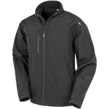 vaatteet Miehet Takit Result Genuine Recycled R900X Black