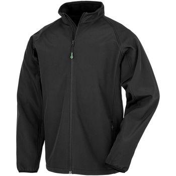 vaatteet Miehet Takit Result Genuine Recycled R901M Black