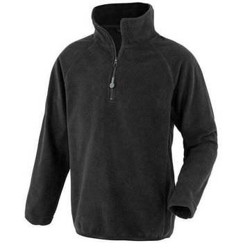 vaatteet Miehet Fleecet Result Genuine Recycled R905J Black