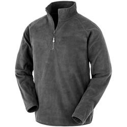 vaatteet Miehet Fleecet Result Genuine Recycled R905X Grey