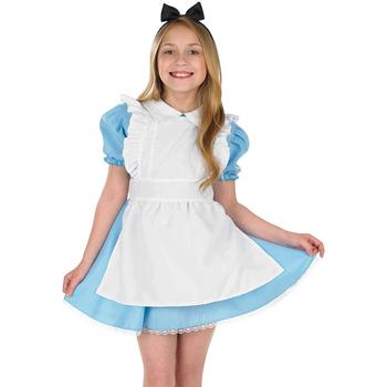 vaatteet Tytöt Lyhyt mekko Bristol Novelty  Blue/White/Black