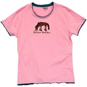 vaatteet Naiset pyjamat / yöpaidat Lazyone  Pink