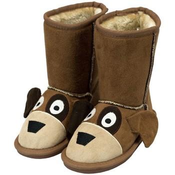 kengät Lapset Tossut Lazyone  Brown