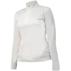 vaatteet Naiset Paitapusero / Kauluspaita Hyfashion  White