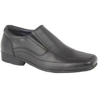 kengät Pojat Mokkasiinit Roamers  Black