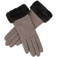Asusteet / tarvikkeet Naiset Hanskat Eastern Counties Leather  Grey