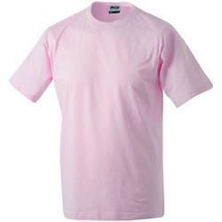vaatteet Lyhythihainen t-paita James And Nicholson  Rose