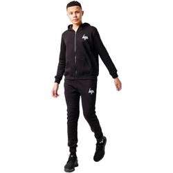 vaatteet Lapset Verryttelypuvut Hype  Black