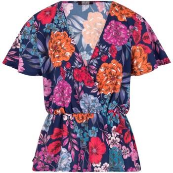 vaatteet Naiset Topit / Puserot Girls On Film  Blue