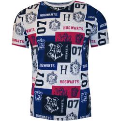 vaatteet Miehet Lyhythihainen t-paita Harry Potter  Multicoloured