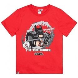 vaatteet Pojat Lyhythihainen poolopaita Lego  Red