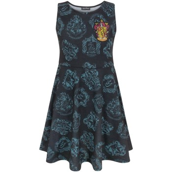 vaatteet Tytöt Lyhyt mekko Harry Potter  Black