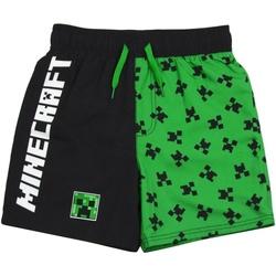 vaatteet Pojat Uima-asut / Uimashortsit Minecraft  Green/Black