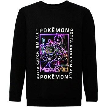 vaatteet Pojat Svetari Pokemon  Black