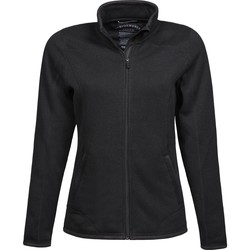 vaatteet Naiset Takit Tee Jays T9616 Black