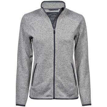 vaatteet Naiset Takit Tee Jays T9616 Grey Melange