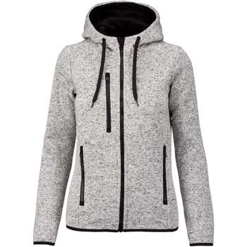 vaatteet Naiset Takit Proact PA366 Light Grey Melange