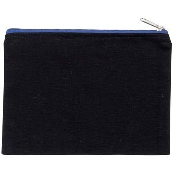 laukut Kukkarot Kimood KI0721 Black/Royal Blue