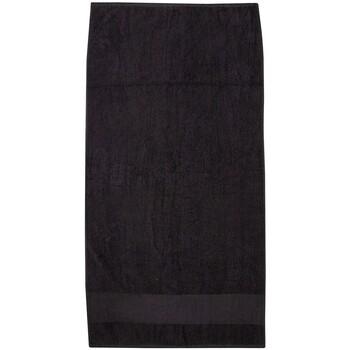 Koti Pyyhkeet ja pesukintaat Towel City Taille unique Black