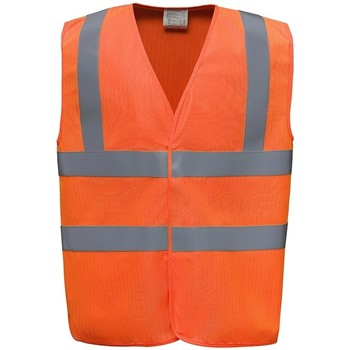 vaatteet Neuleet / Villatakit Yoko YK110 Orange