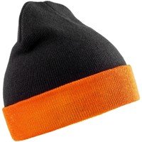 Asusteet / tarvikkeet Pipot Result Genuine Recycled RC930 Black/Orange