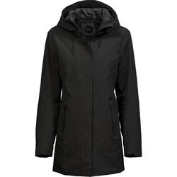 vaatteet Naiset Ulkoilutakki Tee Jays  Black