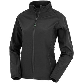 vaatteet Naiset Takit Result Genuine Recycled RS901F Black