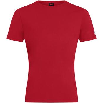 vaatteet Miehet Lyhythihainen t-paita Canterbury CN226 Red