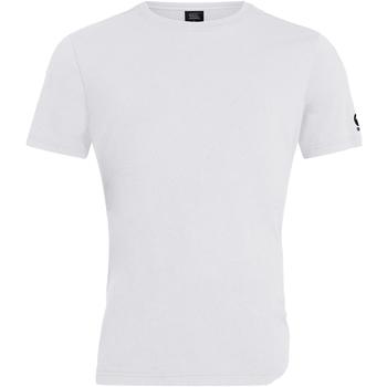 vaatteet Miehet Lyhythihainen t-paita Canterbury CN226 White