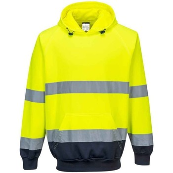 vaatteet Miehet Svetari Portwest  Yellow/Navy