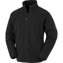 vaatteet Miehet Fleecet Result Genuine Recycled RS907 Black