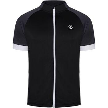 vaatteet Miehet Lyhythihainen t-paita Dare 2b  Black/Ebony