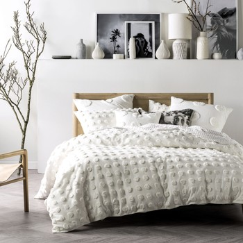 Koti Pussilakanat Linen House Double RV1305 White