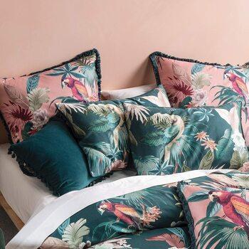 Koti Tyynyliinat Linen House RV1738 Multicoloured