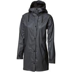 vaatteet Naiset Takit Nimbus NB61F Charcoal