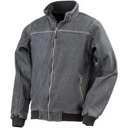 vaatteet Miehet Takit Result R406X Black