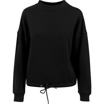 vaatteet Naiset Svetari Build Your Brand BY058 Black