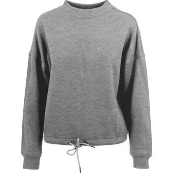 vaatteet Naiset Svetari Build Your Brand BY058 Grey